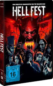 Hell Fest Review DVD Cover