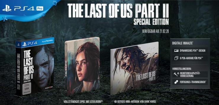 The Last of us 2 News Artikelbild