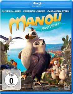 Manou News BD Cover