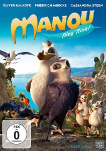 Manou News DVD Cover