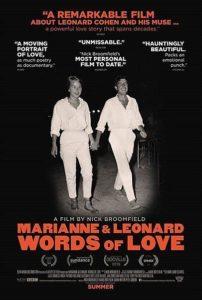 Marianne und Leonard News Poster