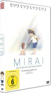Mirai DVD Cover