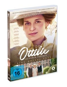 Ottilie News DVD Cover