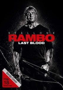 Rambo 5 DVD Cover