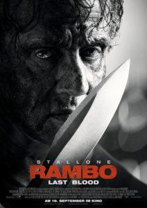 Rambo 5 Kino Review Plakat