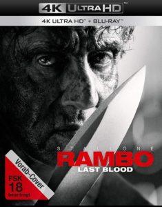 Rambo 5 UHD Cover