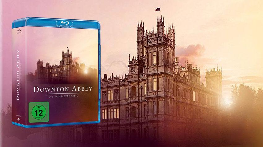 Tagesangebot Downtown Abbey zum Kinostart Amazon.de Deal Artiklebild