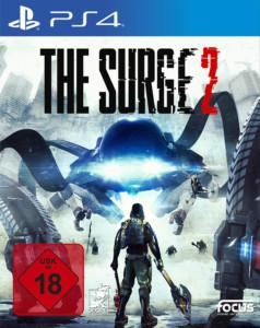 The Surge 2 PS4 Cover