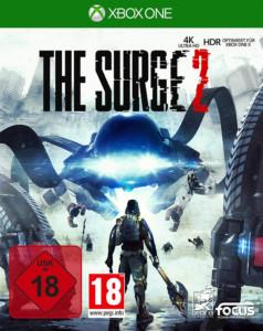 The Surge 2 Review Xbox Cover