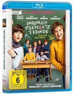 Unheimlich perfekte Freunde  BD Cover