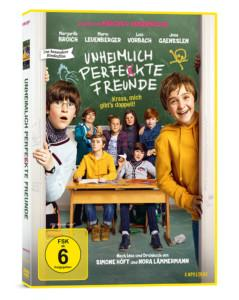 Unheimlich perfekte Freunde Review DVD Cover