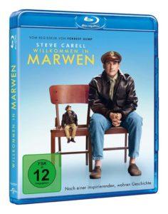 Willkommen in Marwen Review BD Cover