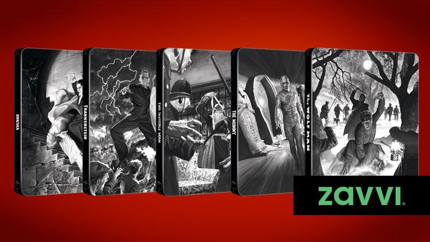 Zavvi.de Deal 2 für 17 EUR Steelbook Artikelbild