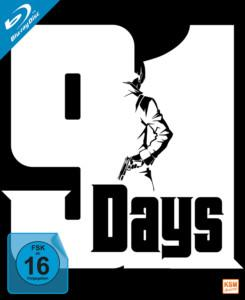 91 Days BD Cover