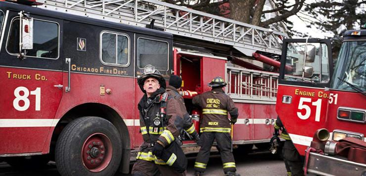 Chicago Fire Staffel 7 Artikelbild