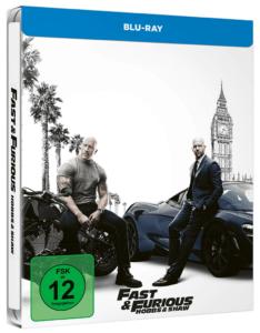 Fast & Furious: Hobbs & Shaw  SB Cober