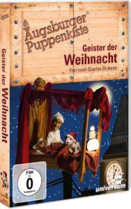 Geister der Weihnacht DVD Cover