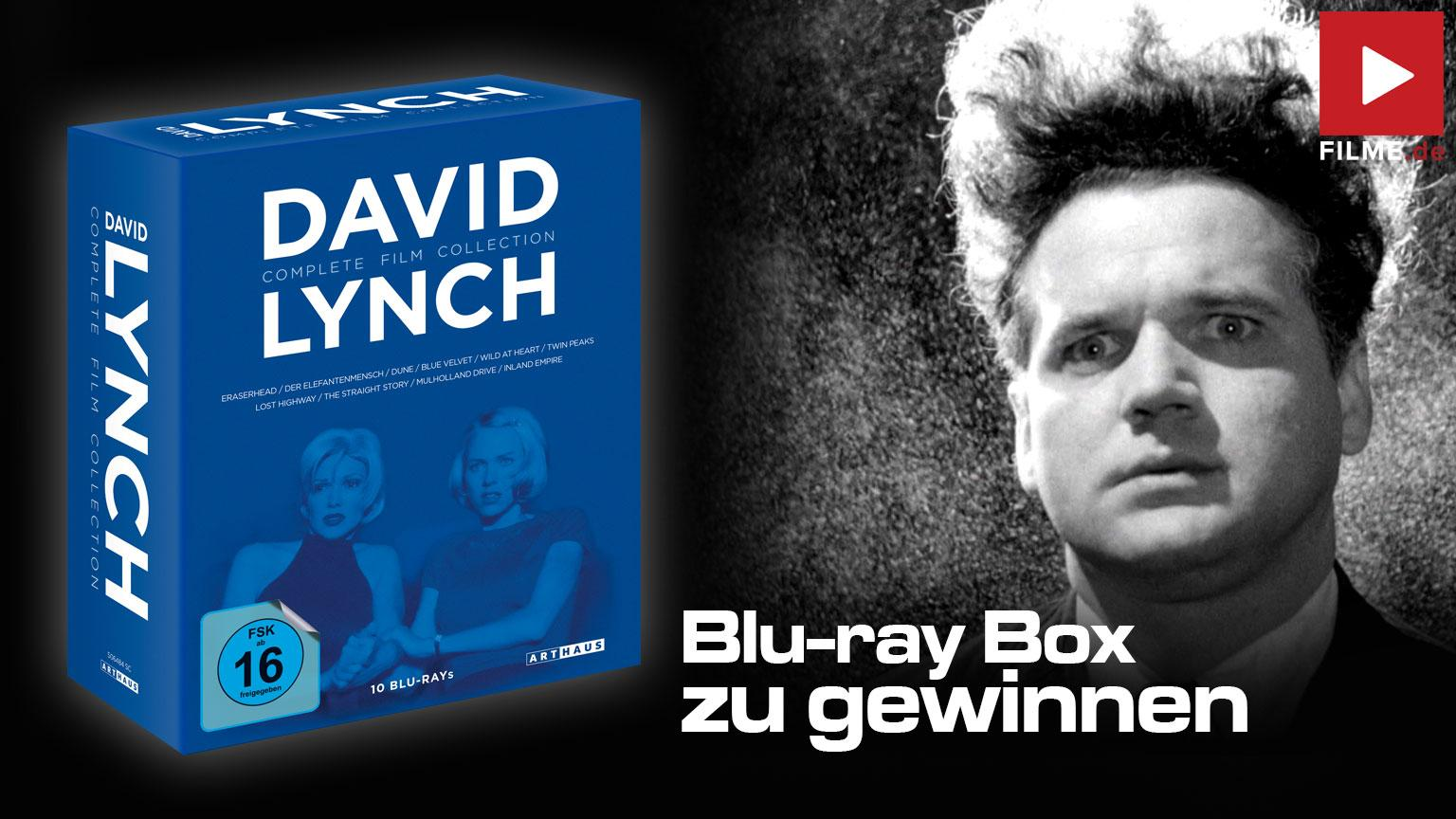 David Lynch Blu-ray Box Gewinnspiel Artikelbild