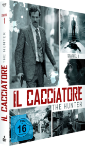 Il Cacciatore - The Hunter DVD Cover