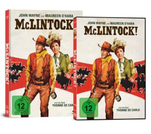 McLintock Doppel Cover