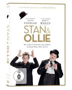 Stan und Ollie Review DVD Cover