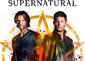 Supernatural Staffel 13 Prime Cover
