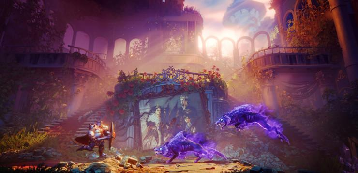 Trine 4 ps4 Review Artikelbild