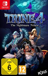 Trine 4 Switch Cover