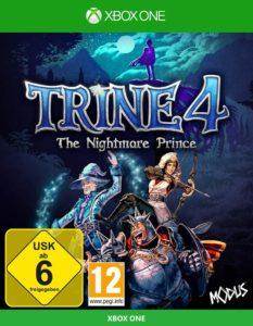Trine 4 Xbox Cover