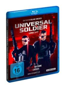 Universal Soldier BD Cover