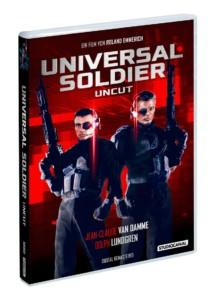 Universal Soldier DVD Cover