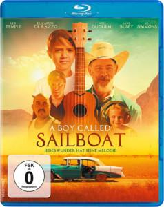 A Boy Called Sailboat Jedes Wunder hat seine Melodie Blu-ray COver