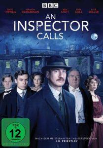 An Inspector Calls DVD cover