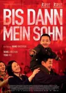 Bis dann mein Sohn Kino Plakat