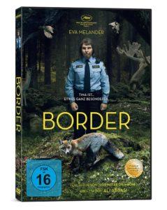 Border DVD COver