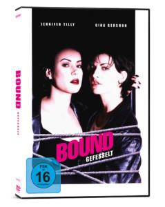 Bound DVD Cover