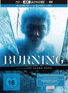 Burning UHD Cover
