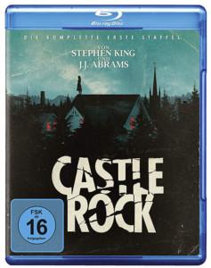 Castle Rock Staffel 1 Blu-ray Cover