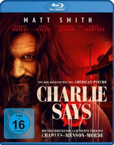 Charlie Says Blu-ray Cover