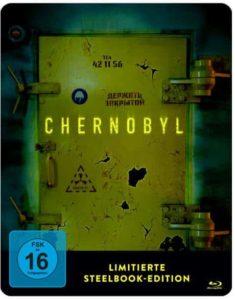 Chernobyl Mini TV-Serie limitiertes Steelbook