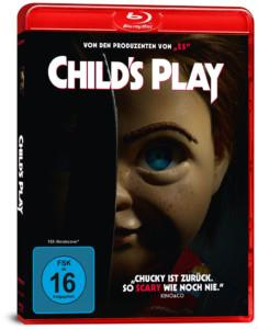 childs Play  BD Cover