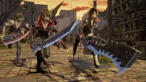 Code Vein PS4 Review Szenenbild002