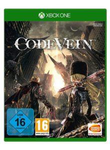 Code Vein Xbox Cover