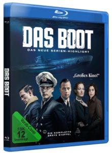 Das Boot Serie News BD Cover