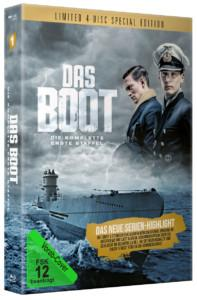 Das Boot Serie limiled Cover