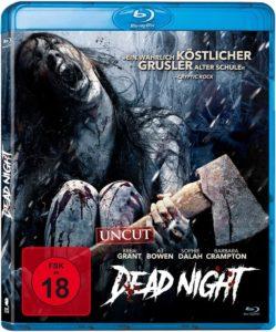 Dead Night  BD Cover