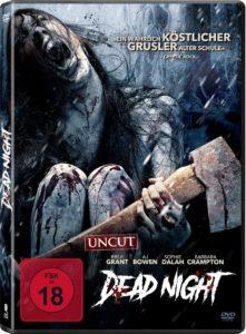 Dead night DVD cover