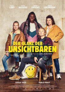 Der Glanz der Unsichtbaren Kino Plakat