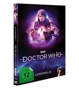 Doctor Who Logopolis  DVD COVER