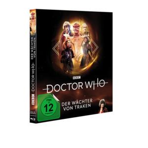 Doctor Who vierter Doc BD Cover
